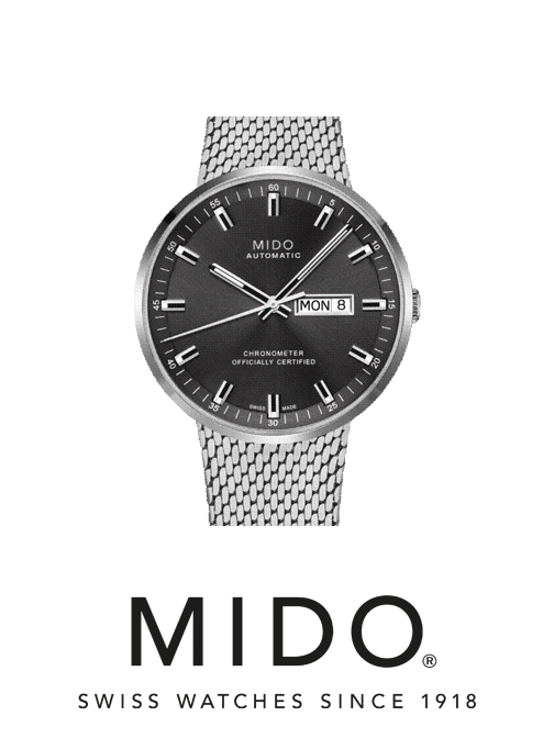 mido-Uhr